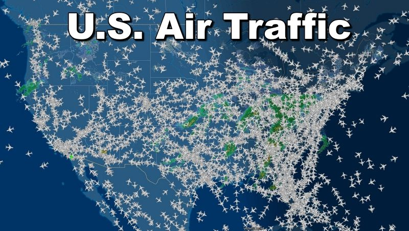 Air Traffic USA