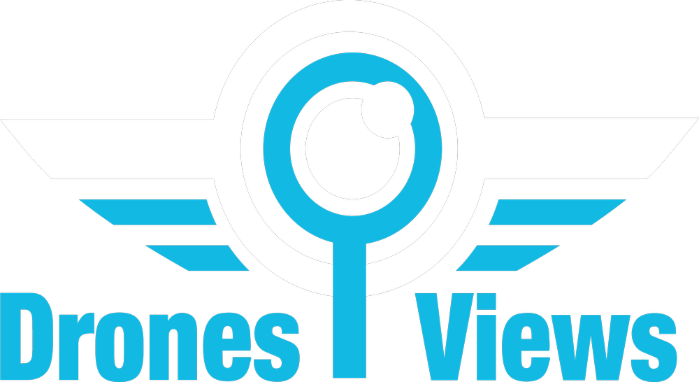 Drones i Views Logo