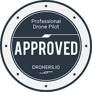 Droners.io Approved Drone Pilot